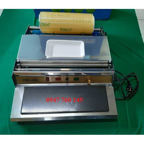 Máy bọc màng thực phẩm HW-450
