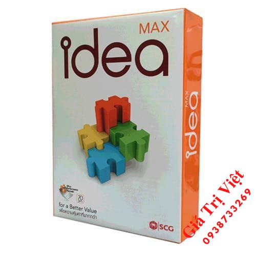 Giấy A4 IDEA 70 gsm ( 500 tờ/ram)