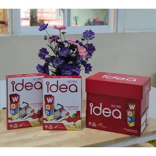 Giấy Idea (80) 500 tờ/ram