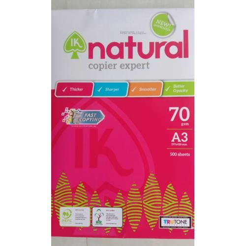 Giấy A3 natural (70)