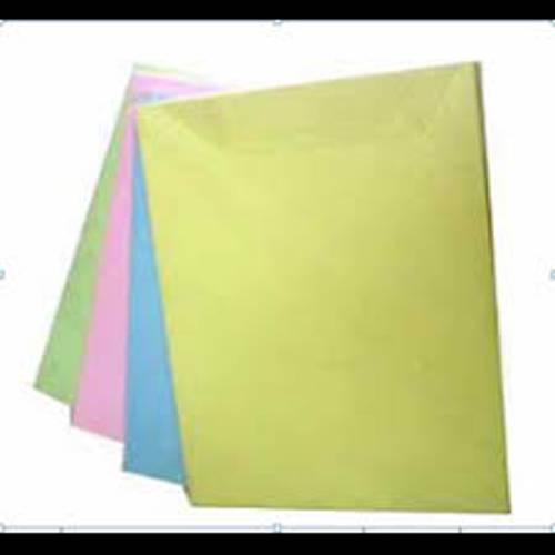 Giấy bìa thái A4 ( đủ màu)