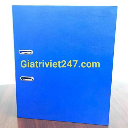 Bìa còng Tueman A4-F4, 5F-7F 1 mặt si,2 mặt si Giá tốt