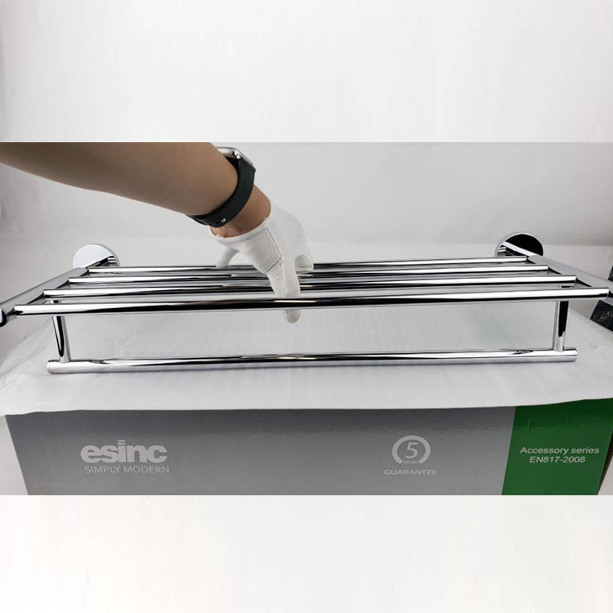 Vắt khăn giàn ESINC H0G0002 - Đồng mạ Cr/Ni