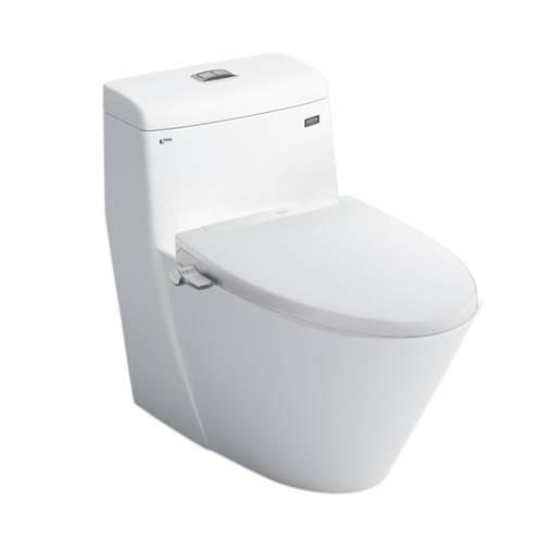 Bồn cầu 1 khối INAX AC-909R+CW-S32VN nắp rửa cơ (Shower toilet)