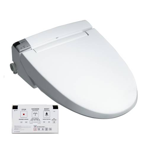 Nắp rửa điện tử INAX CW-KA22AVN (Shower Toilet)