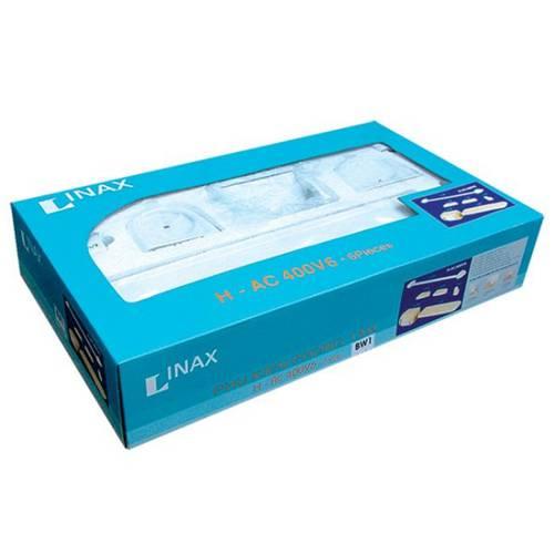 Bộ phụ kiện sứ INAX H-AC400V6