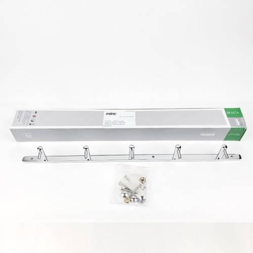 Móc áo 5 ESINC H7G0002 - Đồng mạ Cr/Ni