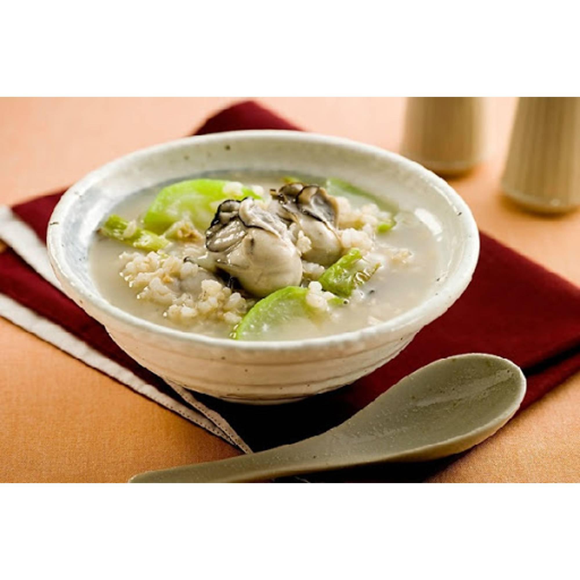 Ruột hàu sữa thiên nhiên to béo Lý Sơn 400-450gr/ túi