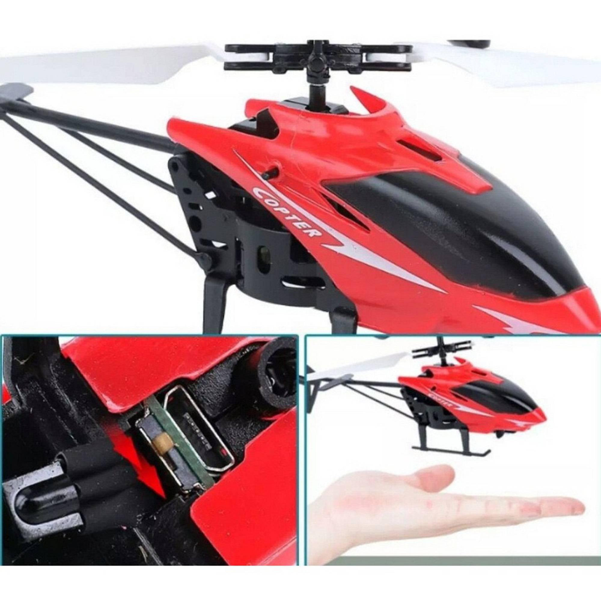 Máy bay điều khiển cảm ứng lên thẳng - helicopter infrared 406