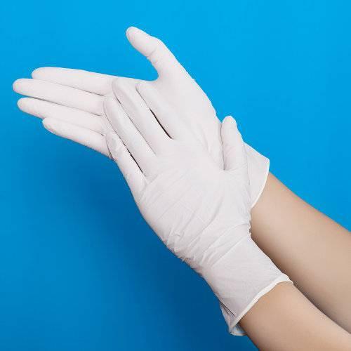 Găng tay Nitrile không bột